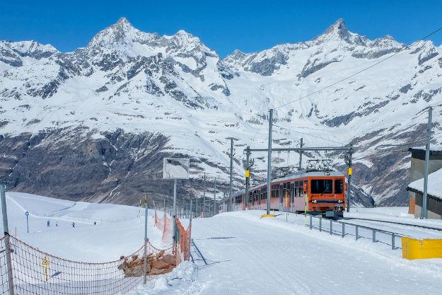 Jungfraujoch Switzerland image 6