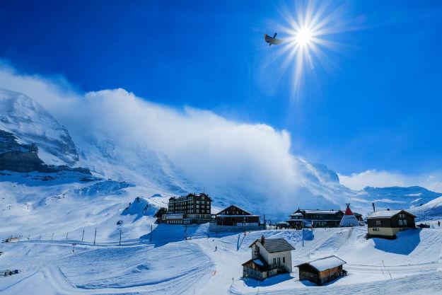 Jungfraujoch Switzerland image 7