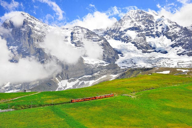 Jungfraujoch Switzerland image 8