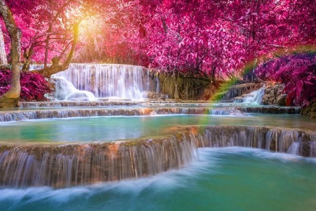Kuang Si Falls photo Laos 11