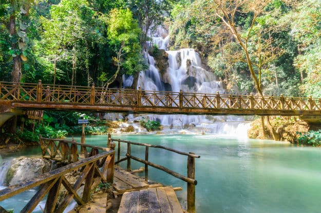 Kuang Si Falls photo Laos 12