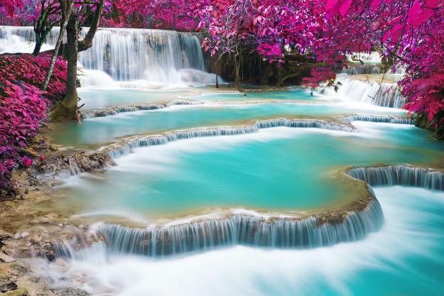 Kuang Si Falls photo Laos 7