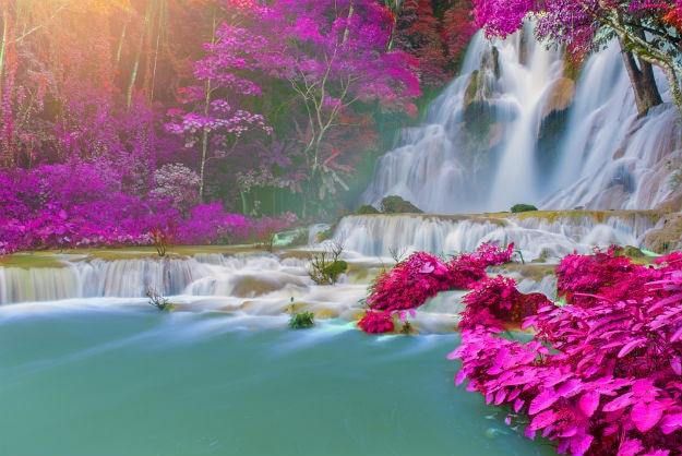 Kuang Si Falls photo Laos 9