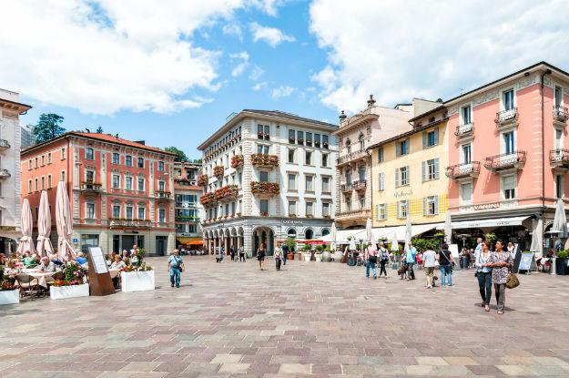 Lugano photo Switzerland 11