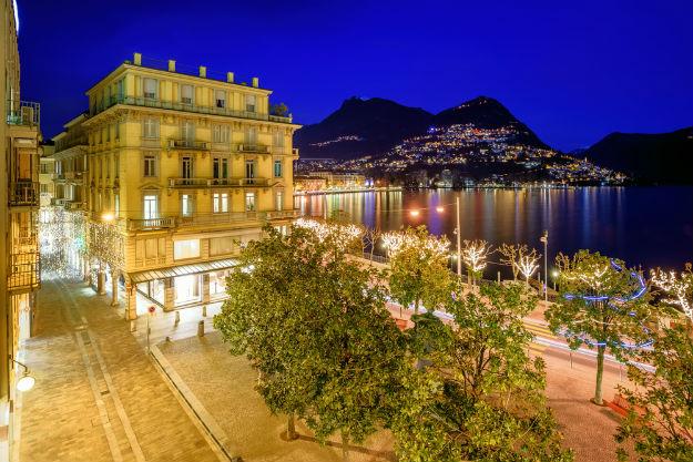 Lugano photo Switzerland 12