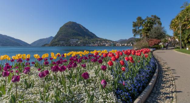 Lugano photo Switzerland 3