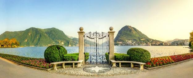Lugano photo Switzerland 9