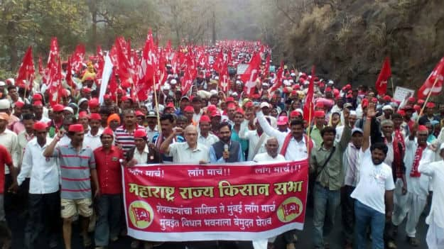 Mumbai Farmers' Protest: No Traffic Diversion or Road Closure Due to Kisan Long Morcha, says Mumbai Police