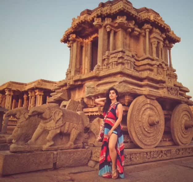 Shenaz Treasury Gives You a Sneak Peek Into Her Hotel in Hampi and It Will Make You Envious!