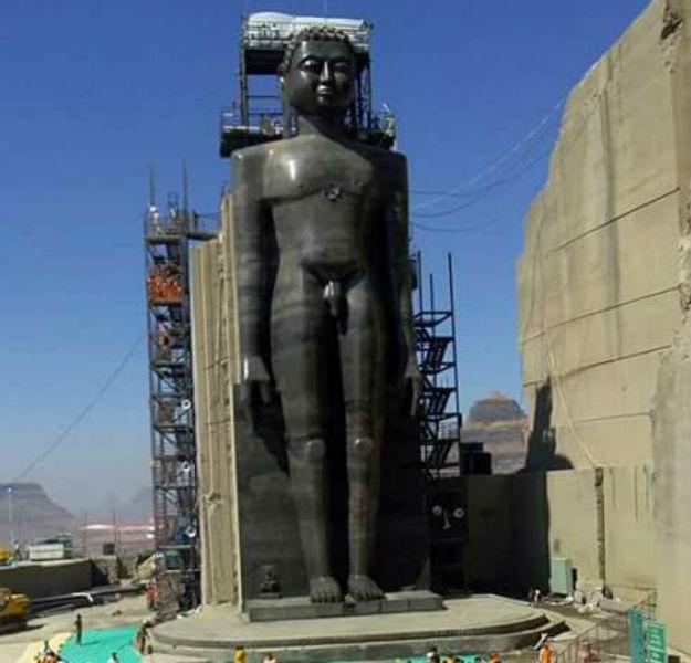 Statue-Of-Ahimsa