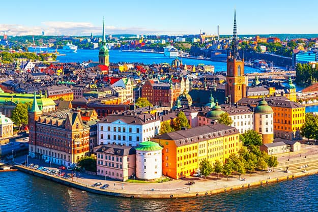 21 Spectacular Photos of Stockholm That'll Spark Your Wanderlust