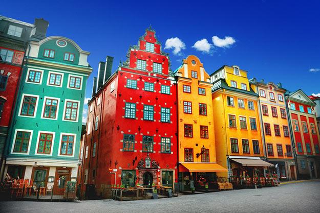 Stockholm Sweden photo 2