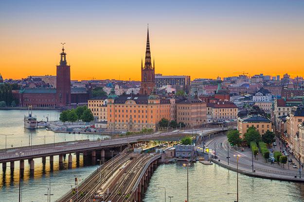 Stockholm Sweden photo 3