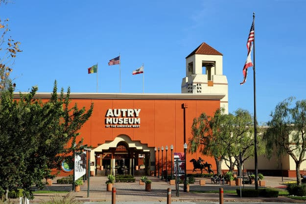 Autry museum Los Angeles