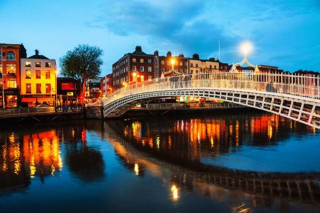 Dublin Ireland photo 2