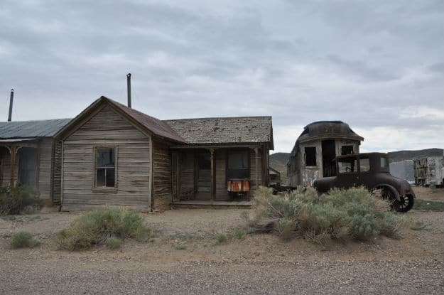 Ghost town image 2