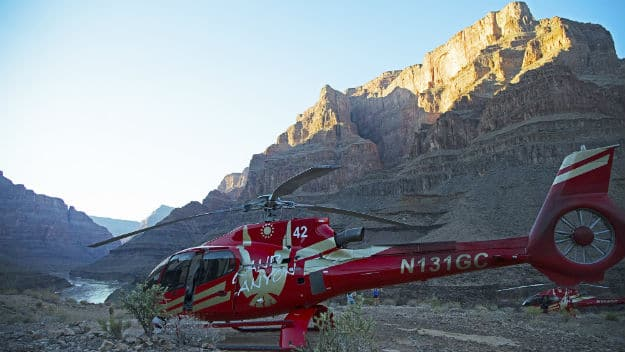 Helicopter  tour in Nevada