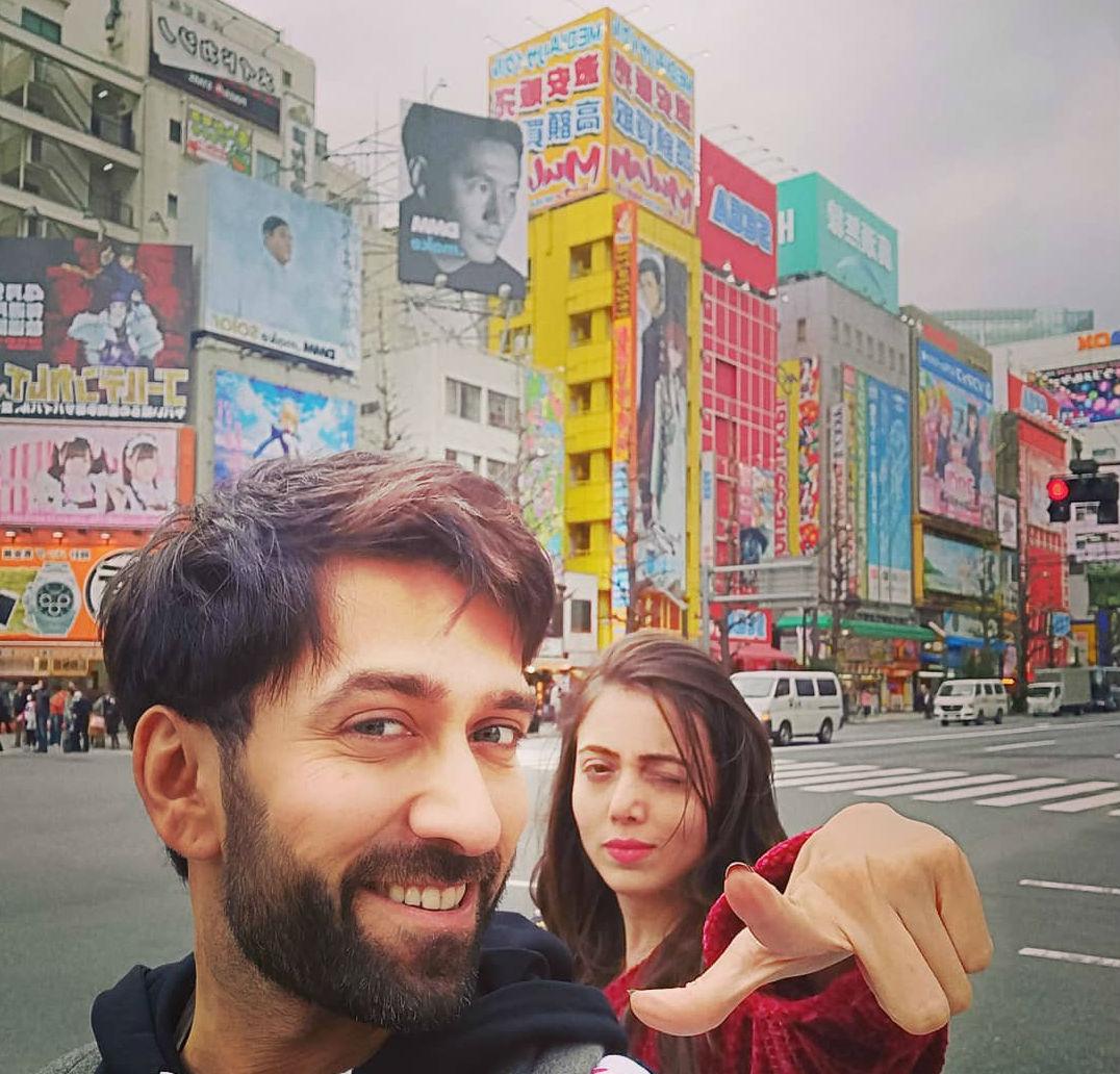 Japan Diaries of Ishqbaaaz Actor Nakuul Mehta, Indian Television's Very Own Hrithik Roshan