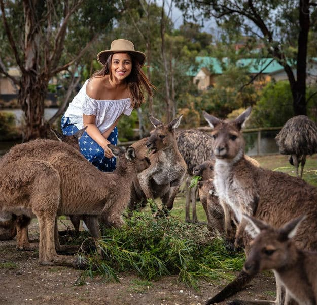 Photos of Parineeti Chopra in Melbourne Will Tempt You to Take an Australian Vacation