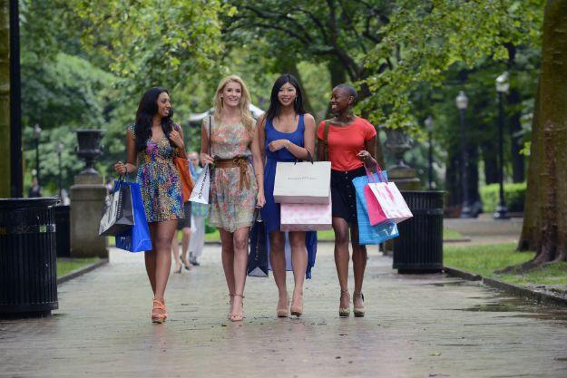 Philadelphia Shopping