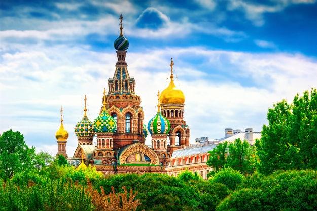 St Petersburg photo Russia 1