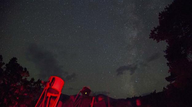 Stargaze at Great  Basin National park