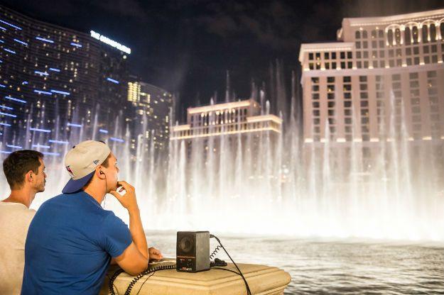 8 Bellagio Fountains-Las Vegas