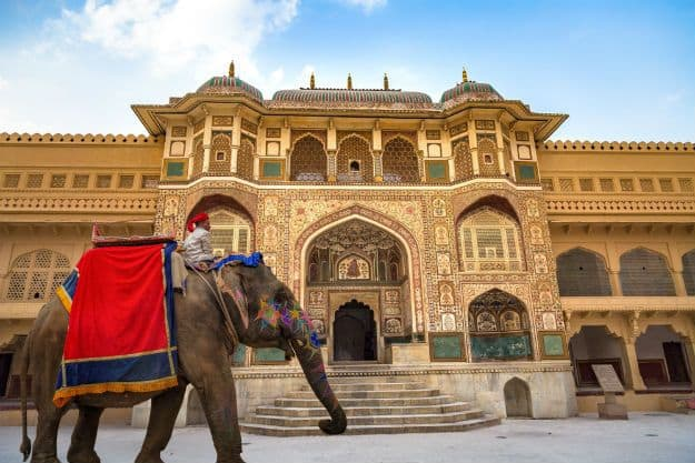 Amer Fort photo 1