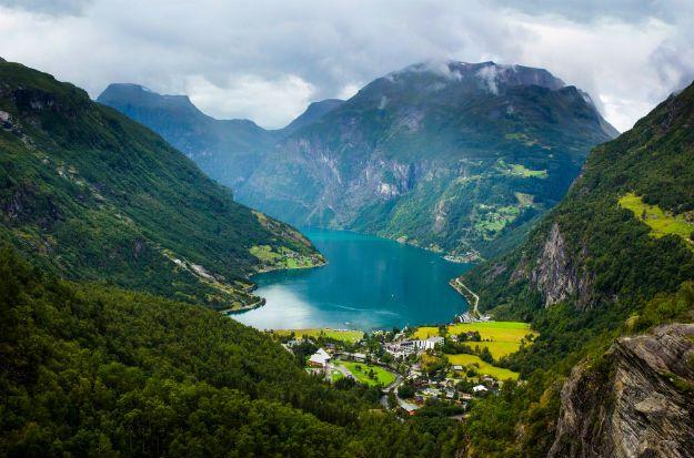 Geiranger Fjord photo 13