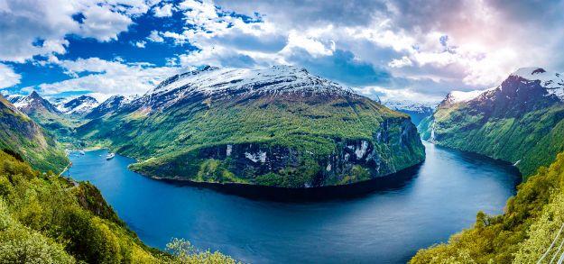 Geiranger Fjord photo 6