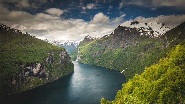 Geiranger Fjord photo 9