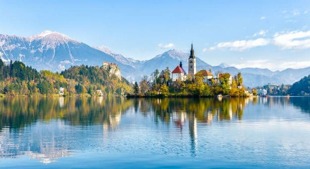 Lake Bled photo 11