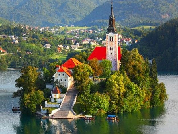 Lake Bled photo 17
