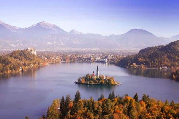 Lake Bled photo 2