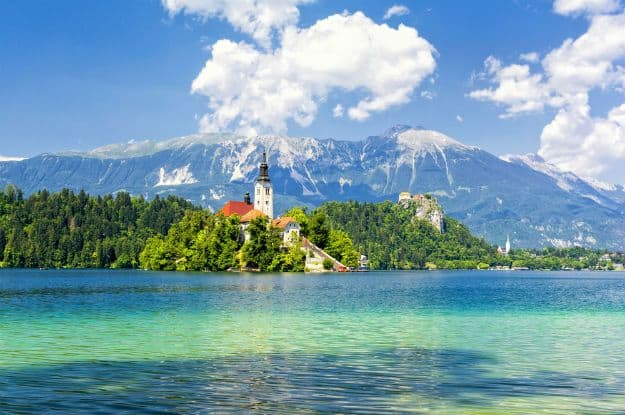 Lake Bled photo 3