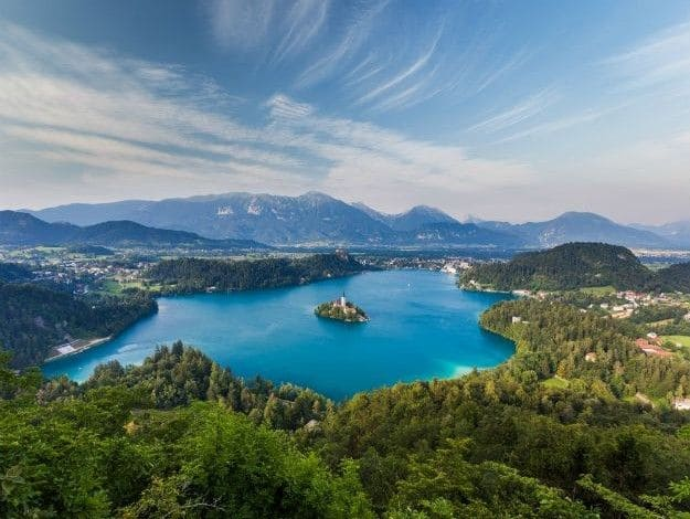 Lake Bled photo 4