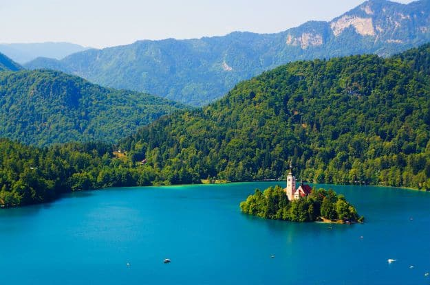 Lake Bled photo 6