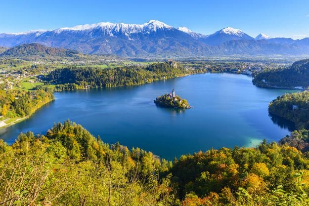 Lake Bled photo 7