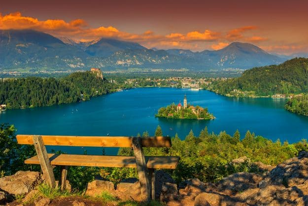 Lake Bled photo 9
