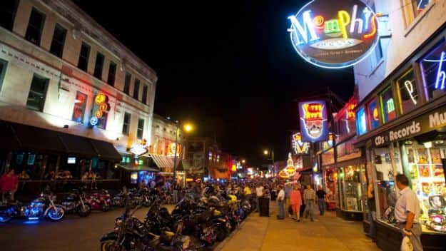 Memphis Beale Street - Memphis - TN