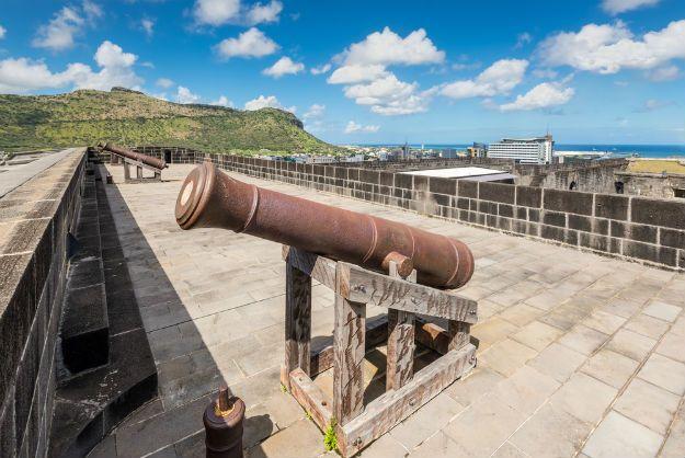 Fort Adelaide Mauritius