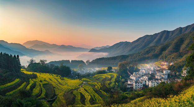 Jiangxi in China