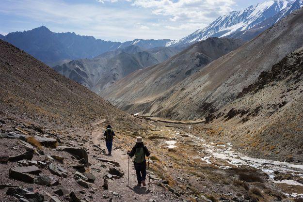 Markha Valley trek 1