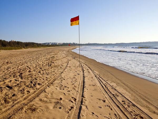 Miramar beach in Goa - Goa