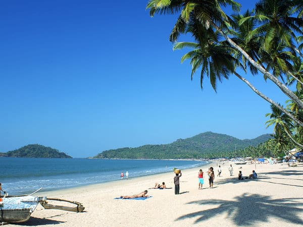 Palolem beach the most exotic beach in South Goa - Goa