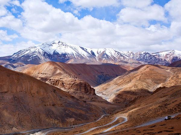 Manali Leh Highway - Manali - Himachal Pradesh