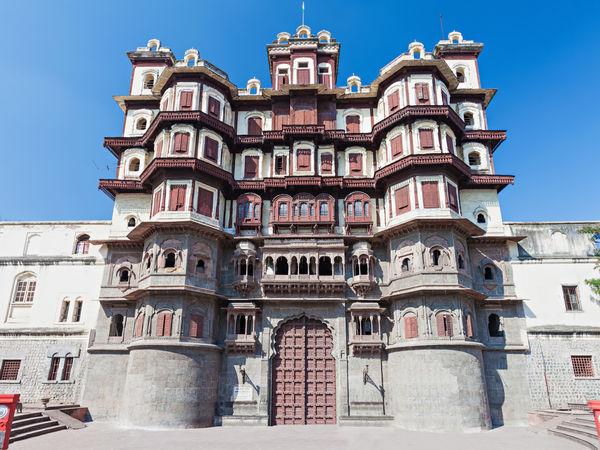 Rajwada Palace - Indore - Madhya-Pradesh