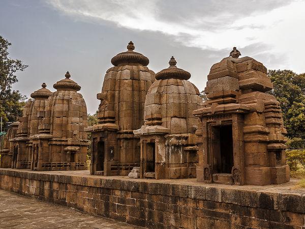 Mukteshwar Temple in Bhubaneshwar - Bhubhaneshwar - Odisha