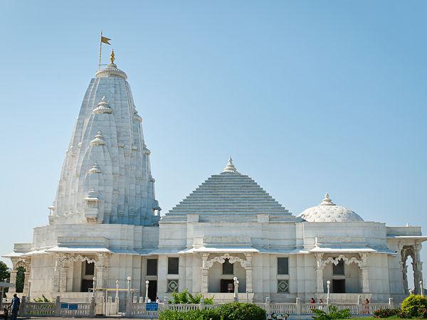 Birla Mandir in Jaipur - Jaipur - Rajasthan