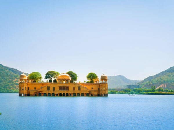 Jal Mahal at Jaipur